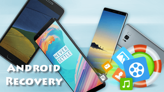 recover deleted data from Samsung Galaxy M10