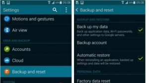 recover corrupted data from Samsung Galaxy On8